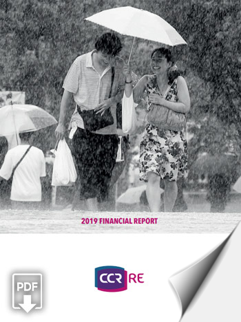 2019 financial report ccr re
